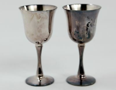 Cups Amp Goblets Silverplate Silver Antiques 2 108