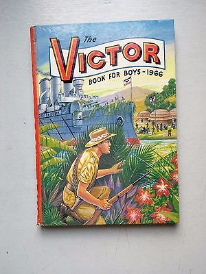 Victor Book For Boys 1966