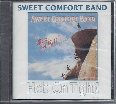 Sweet Comfort Band-Breakin' The Ice CD 1st Pressing(Brand New Factory Sealed)