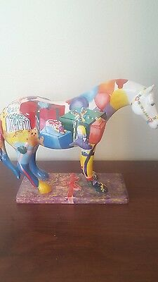 Trail Of the Painted Ponies 12225 Gift Horse Retired