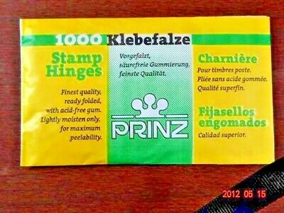 Prinz Stamp Hinges ( Quality Fast Stamped Shipping, Packed Well, Low Cost )