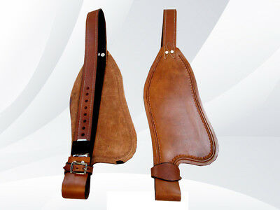 Leather Fender Replacement Horse Western Tack Blevin Buckle Stirrup Hobble Strap