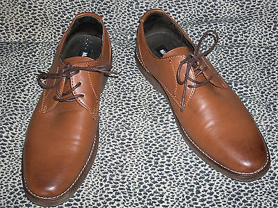 Madden Men's M-Lance Brown Lace Up Oxfords Shoes Size 12