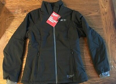 Milwaukee M12 Women's Heated Jacket JACKET ONLY - Size Medium Model 2399