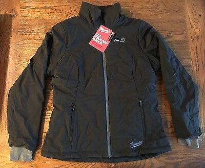 Milwaukee M12 Women's Heated Jacket JACKET ONLY - Size Large Model 2399