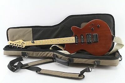 Godin no. 05503282 Assembled in the USA 6 String Right Handed Electric Guitar