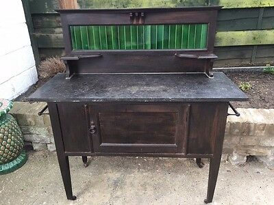 Antique Victorian Washstand