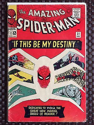 Amazing Spider-Man #11 G/VG 1st Appearance Gwen Stacy & Harry Osborn