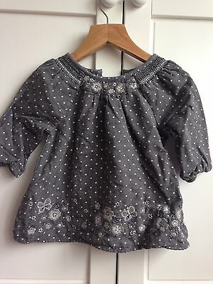 Next Baby  Girl Top Size 6-9 Months