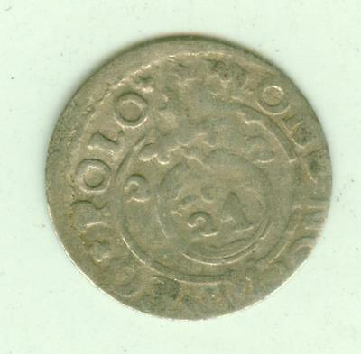 Poland Silver 1623 3 Polker-Lot F3