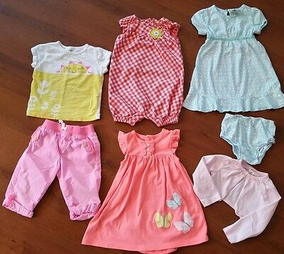 7 Piece Lot - Size 18 Months - Great Condition