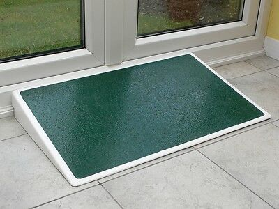 Fibreglass Threshold Ramp (Choose Your Size)
