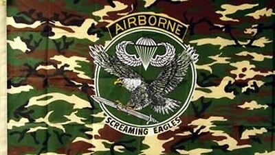 101st Airborne Flag - U.S.Military US ARMY Officially Licensed Military Flag