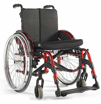 Sunrise Medical Quickie HeliX2 Configurable Fleet Wheelchair