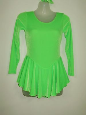 ICE SKATING / DANCE COSTUME Girls SIZE 10 NEW