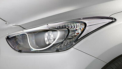 Genuine Hyundai - GD i30 Headlight Protectors 2012-on 3dr,5dr & Touring