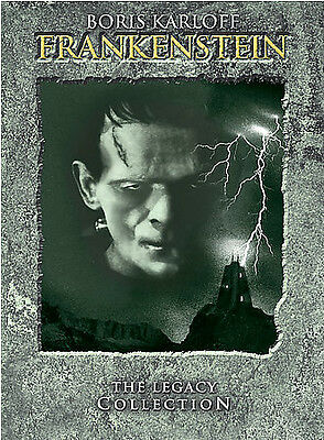 Frankenstein: The Legacy Collection (DVD, 2004, 2-Disc Set) NEW