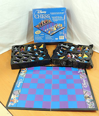 Friendly Games Disney Chess Game Heroes & Villains 7 +