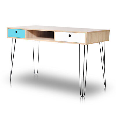 Computer Laptop Desk Table Study Office Workstation Home Scandinavian Furniture