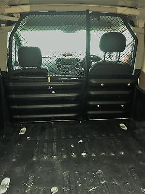 Peugeot Partner Bulkhead and Security Grill 2011