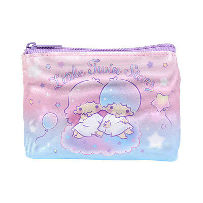 Sanrio Little Twin Stars Coin Pouch with Key Ring 9-6920-3 TS