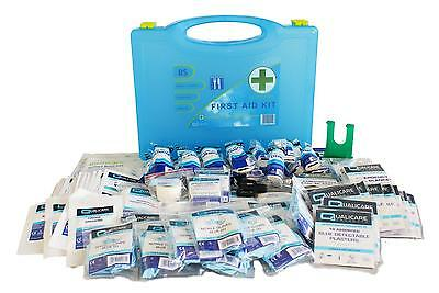 Qualicare BSI Premier Large First Aid Catering Kit with Wall Bracket