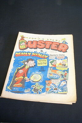 BUSTER Vintage Comic  16th May 1981