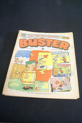 BUSTER Vintage Comic  8th November 1980