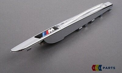 Bmw New Genuine X6 M E71 Left N/s Side Marker Indicator Fender Grille 7207173