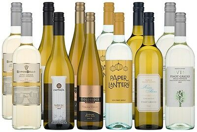 Pinot Gris VS Grigio Mixed Pack  (12 x 750mL)