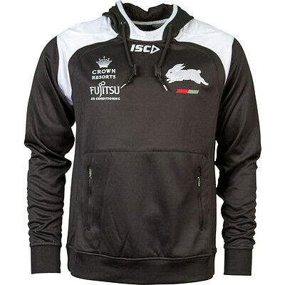 South Sydney Rabbitohs NRL ISC Players Squad Hoody Size S-5XL! BNWT's!6