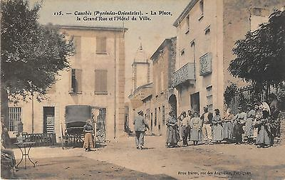 Cpa 66 Canohes La Place