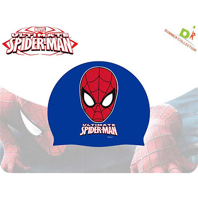 Cuffia Piscina Spiderman T.unica