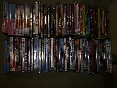 Gros Lot 80 Dvd Divers Genres Occasion Et Neuf Sous Blister - Lot 2