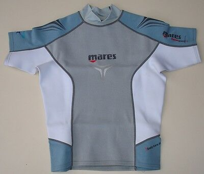Mares Thermo Guard 0.5mm She Dives Large top Short Sleeve               (mq2bxb)