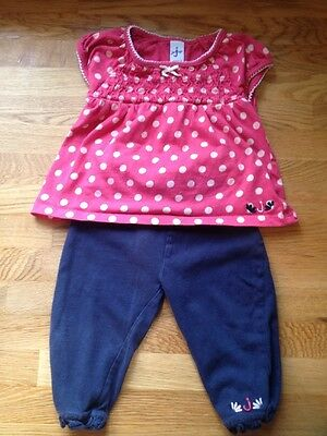 Baby Girls Jasper Conran Outfit Age 12-18 Months (next Style)
