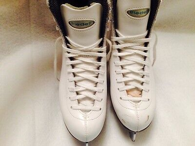 Riedell Figure Ice Skates - Size 3.5M, Female