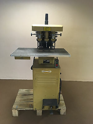 Electric Challenge 3 knife paper drill