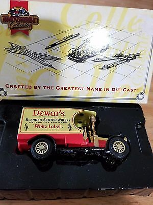 "Matchbox Collectable ""Dewars"" Blended Scotch Whiskey Truck YYM37792"