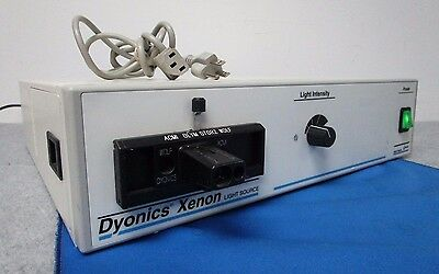 Smith & Nephew Dyonics Xenon Light Source 7204740 ACMI OLYM STORZ WOLF w/ Cable