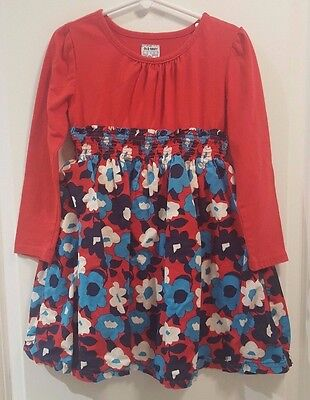 OLD NAVY Girls Size 5T Dress Outfit Flowers Colorful Spring/Summer Lot 10-3