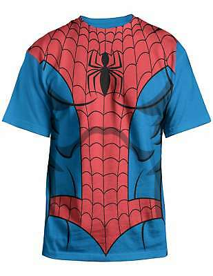 Marvel The Amazing Spider-Man Costume Youth T-Shirt