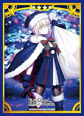 TCG Card Sleeves - Broccoli Sleeve - FateGrand Order Altria Pendragon [Santa]