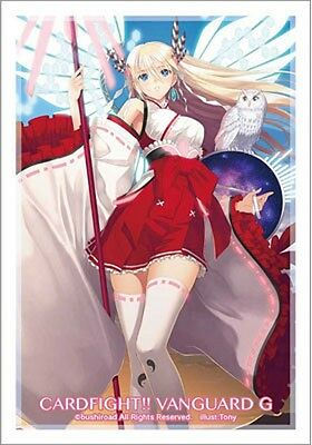 TCG Card Sleeves - Bushiroad Vol.260 Vanguard G Omniscience Regalia, Minerva