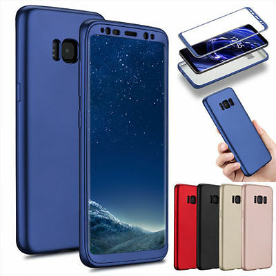 Soft Cover Case For Samsung Galaxy S8 Plus Series Shockproof Rubber Protection