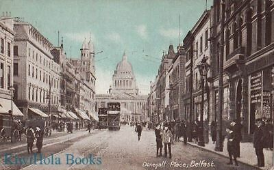 Postcard Donegall Place Belfast Ireland