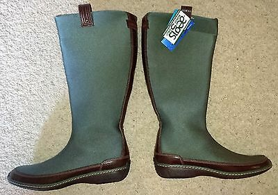 Aetrex berries tall boots rrp $179 new