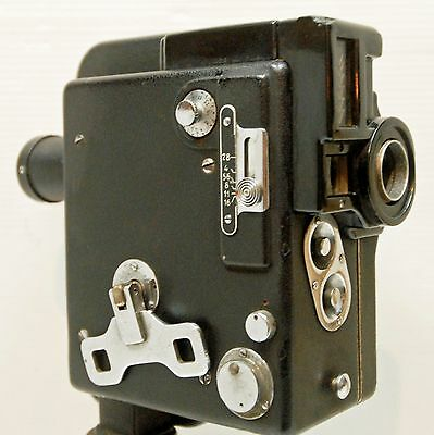 CAMERA PATHE / DITMAR - FACTICE - 9,5 mm - Type S 1138 - AUTRICHE-1938