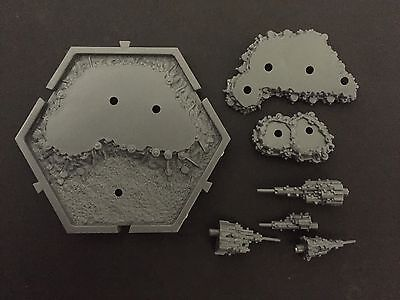 Warhammer 40000 40K Games Workshop Planetary Empires Hive City Campaign Tile