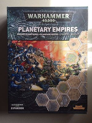 Warhammer 40K 40000 Planetary Empires Campaign Tiles Expansion Set